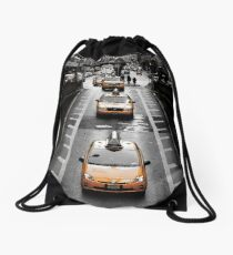 Taxi 8K33 Drawstring Bag