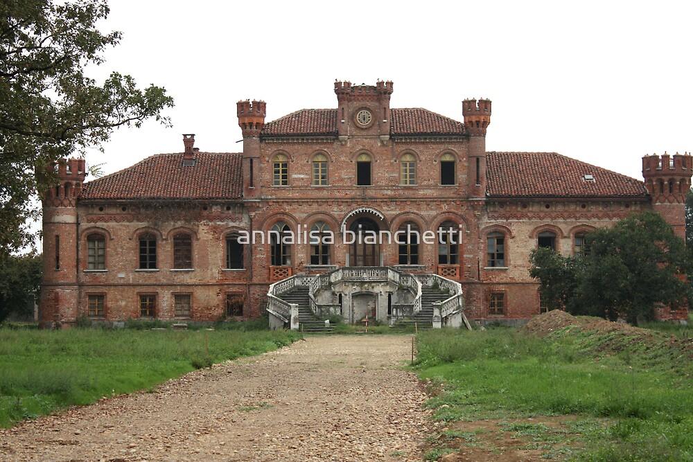 Castle of Marene by annalisa bianchetti