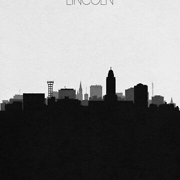 Travel Posters | Destination: Lincoln by geekmywall