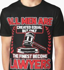 Equality lawyers Graphic T-Shirt