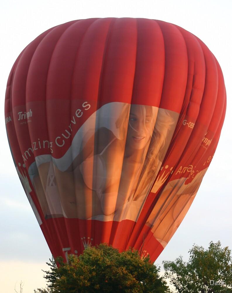 balloon by DazF