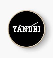 Yandhi Clock