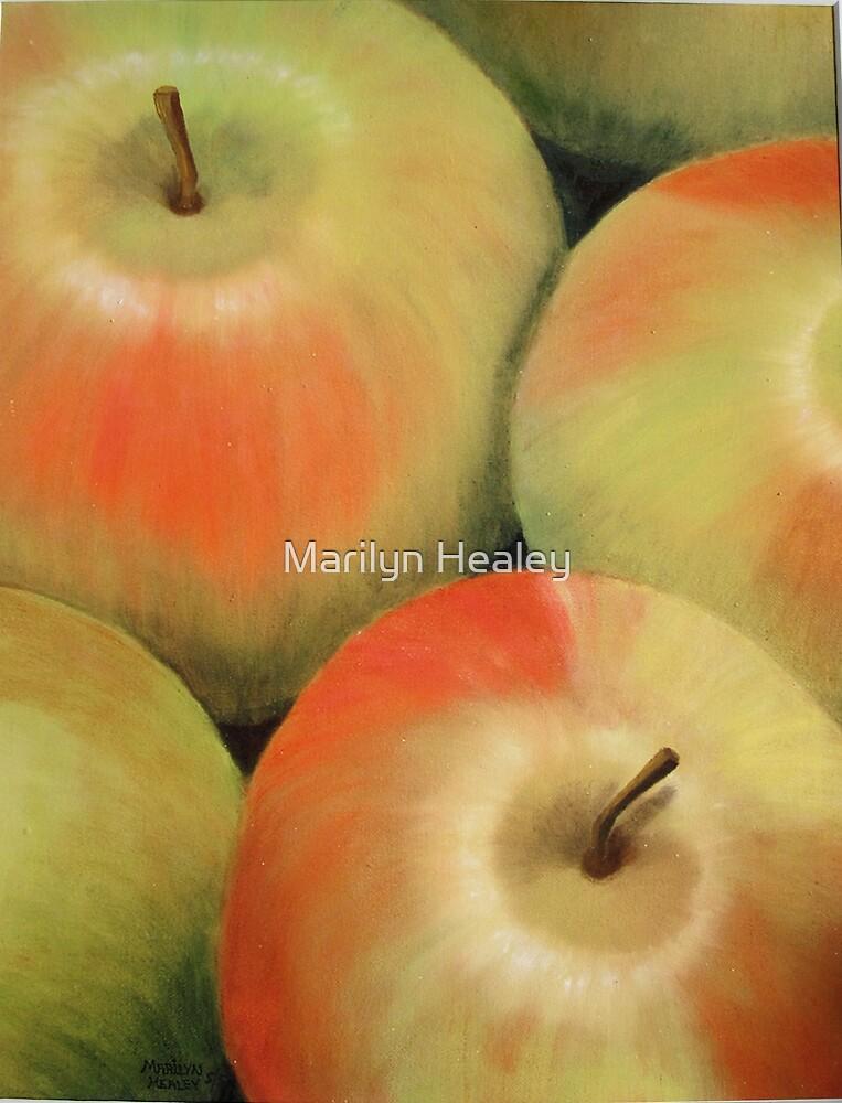 Almost Apple Pie by Marilyn Healey