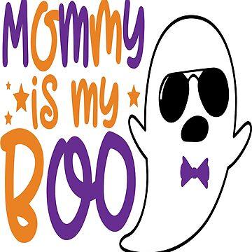 MUMMY IS MY BOO by Kriv71