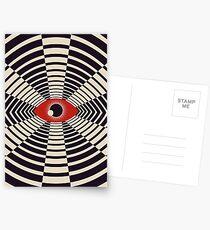 The All Gawking Eye Postcards