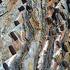 Rock Abstract VIII by Alexandra Lavizzari