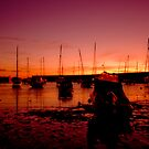 Red Sky in the Morning, Sailor's Warning by Grahame Newell