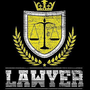 lawyer by GeschenkIdee