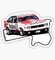 1979 A9X Torana Hatchback - Bathurst / Brock Sticker