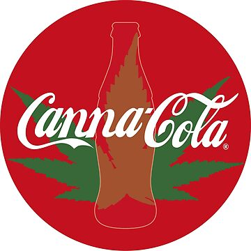 CannaCola Cannabis Infused Coke by neopod