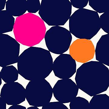 Retro Abstract 2 by Ivaleksa