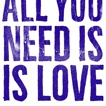 All You Need Is Love ... AND FREE WIFI! by RAWWR