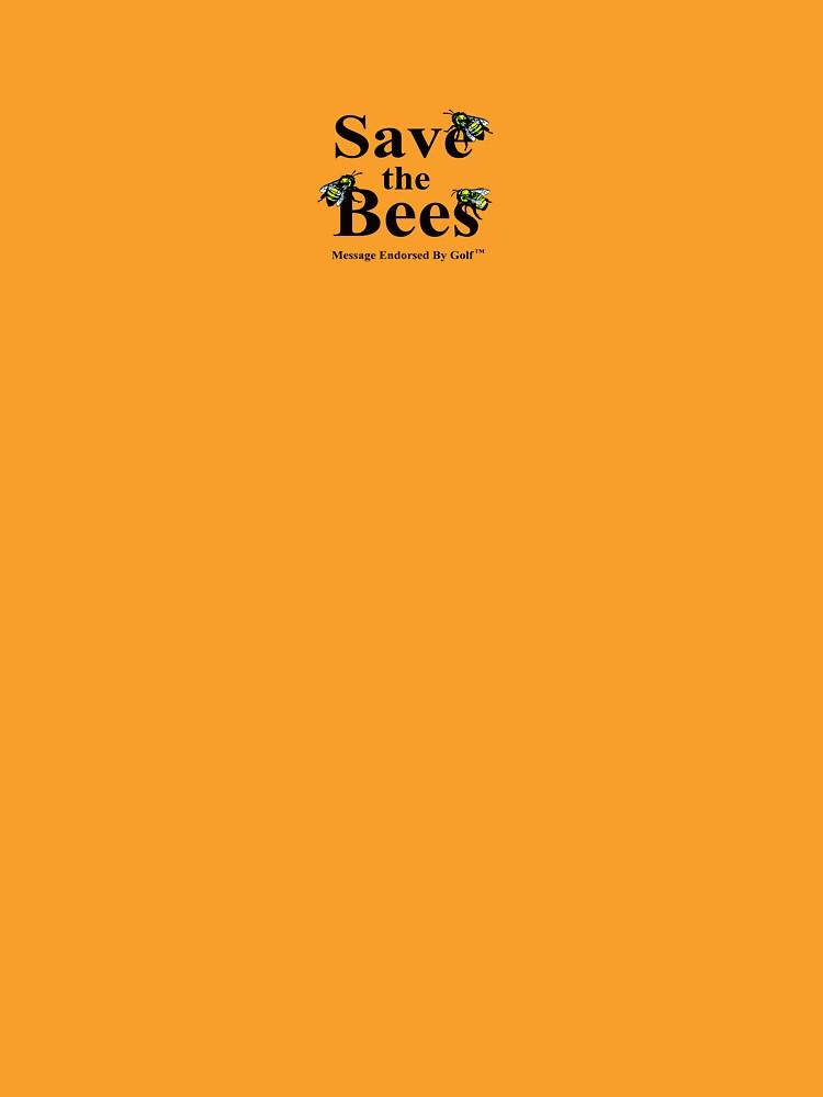 Rette die Bienen - GOLF von OakAvalon