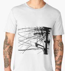 Wires Men's Premium T-Shirt