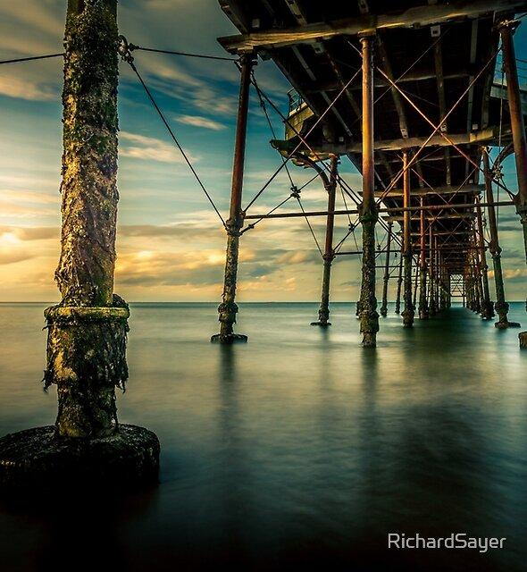 Deep Rising by RichardSayer