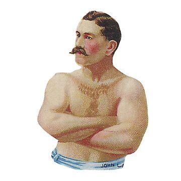 Wrestler by Salocin