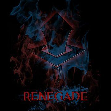 Guild Wars 2 - Revenant Renegade| Retornado Renegado by HelenFerroni