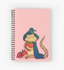 Cuaderno de espiral Barbudo Dragón - Grunt
