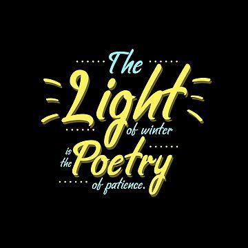 The Light Poetry by NovaPaint