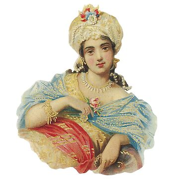 Lady of Leisure by Salocin