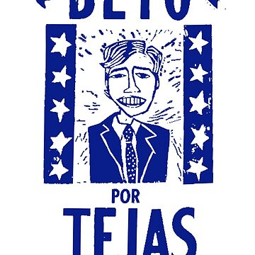 Beto For Texas Senate US 2018 Funny T-Shirt by danny911