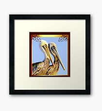 From Us Two Framed Print