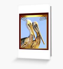 From Us Two Greeting Card