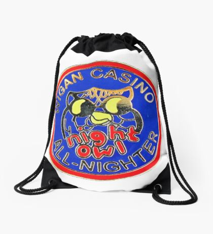 Scooter Bag Wigan Casino Bag Northern Soul Bag // Shoulder Bag Soul Record Bag