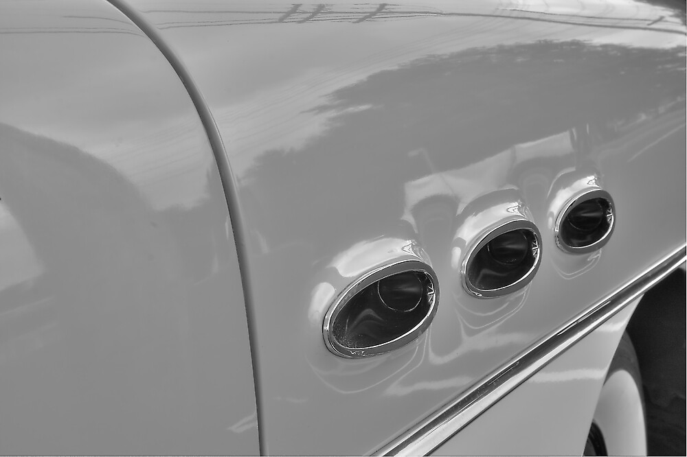 Classic Buick Detail by Rob Diffenderfer