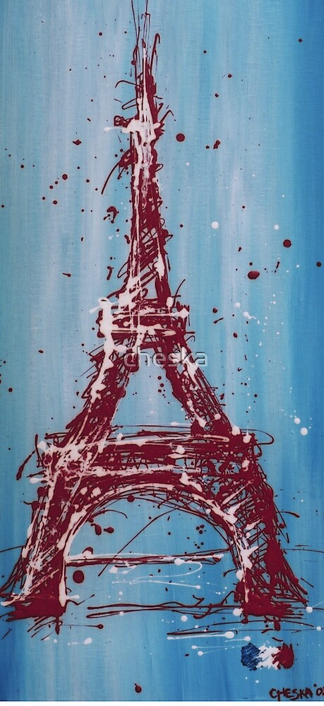 Paris 2 by cheska