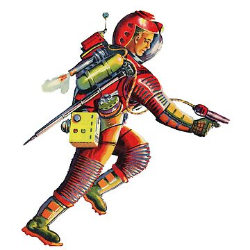 Spaceman by Salocin