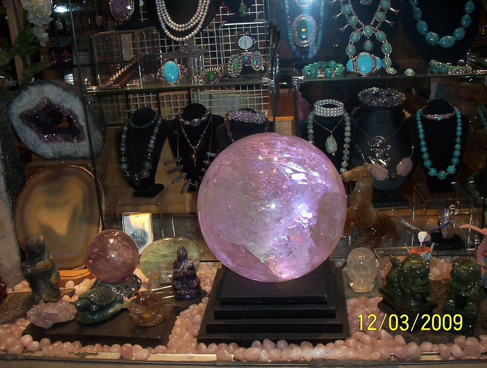 Crystal Ball Photo by Phena Keil