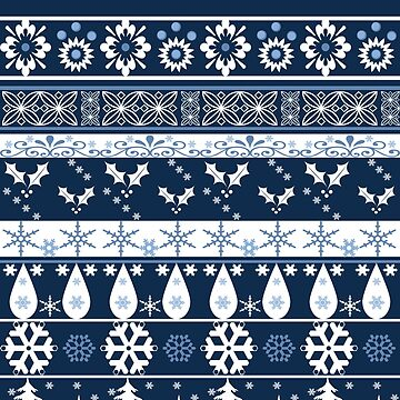 Ethnic pattern , seamless ornament  by fuzzyfox