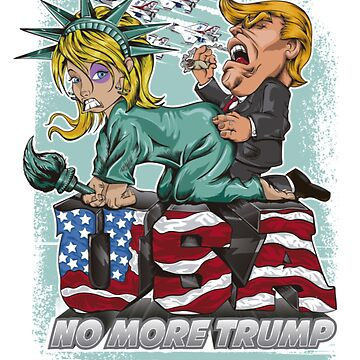 No More Trump by TheWaW