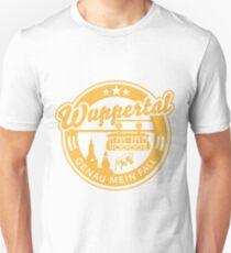Wuppertal - genau mein Fall. Unisex T-Shirt