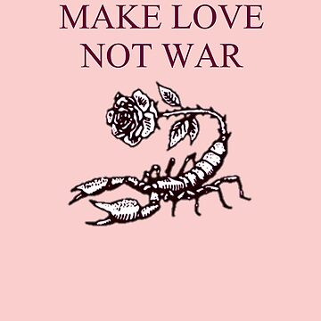 Make Love Not War by TheWaW