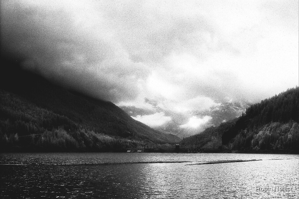 Ross Lake by Robin Nellist