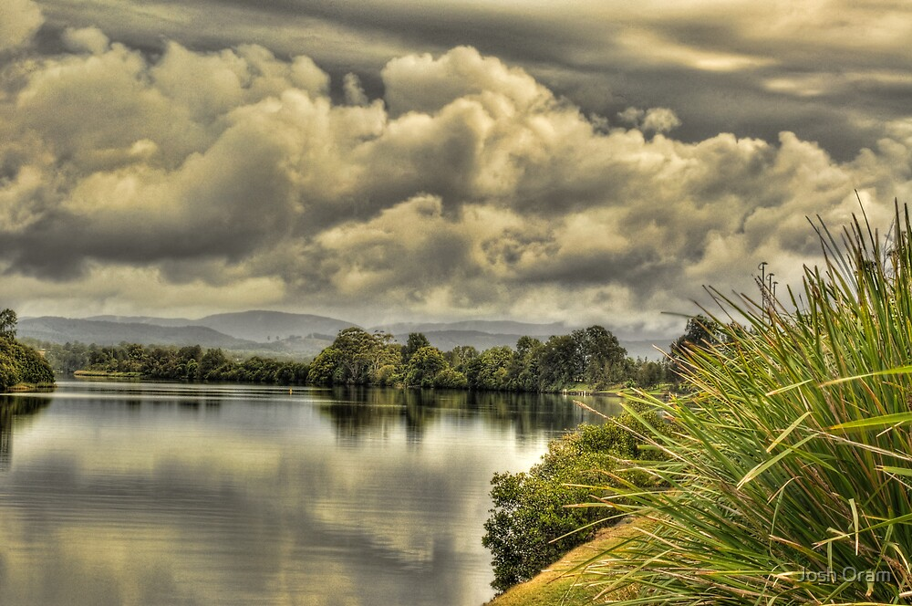 The Mighty Manning River 2 by Josh Oram