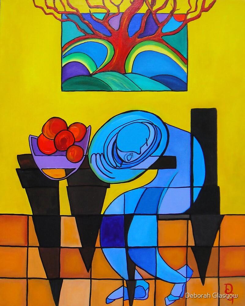 Blue by Deborah Glasgow