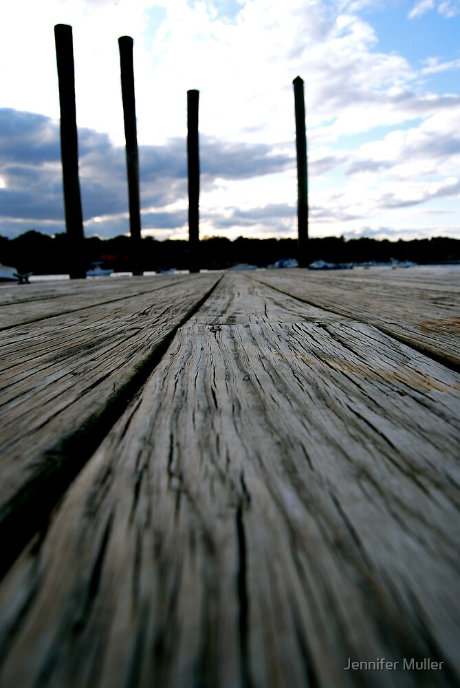 dock by Jennifer Muller