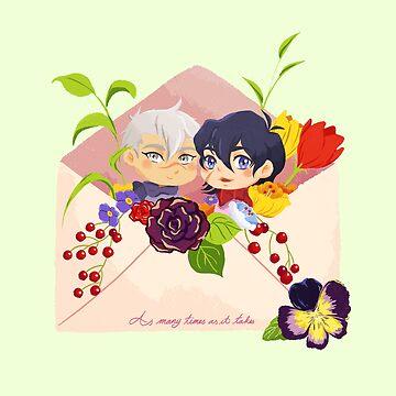 Envelope Bloom by bloomejasmine