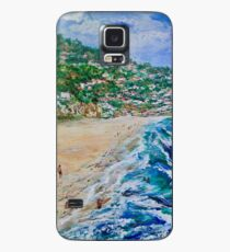 Torrance Beach, Redondo California Case/Skin for Samsung Galaxy