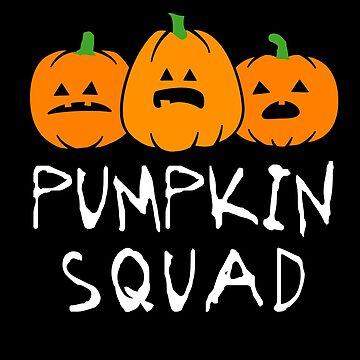 Funny Pumpkins - Pumpkin Squad by propellerhead