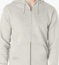 all the things Zipped Hoodie