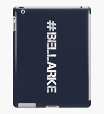 #BELLARKE (White Text) iPad Case/Skin