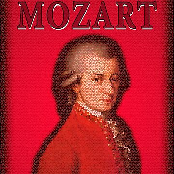 Wolfgang Amadeus Mozart by extracom