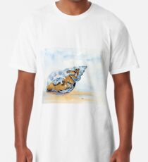 The Glass Shell Long T-Shirt