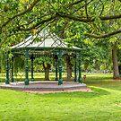 Bandstand in Sanders Park by StephenRphoto