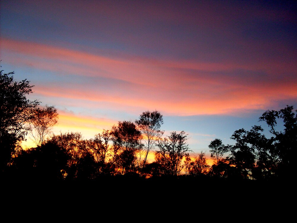 Dawn in the Kimberley by sueserein