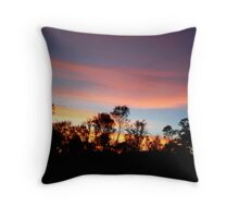 Dawn in the Kimberley Throw Pillow